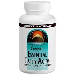 Source Naturals Complete essential fatty acids softgels - 60 ea