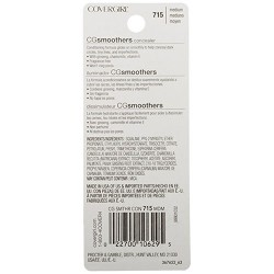 Covergirl smoothers concealer #715 medium - 2 ea