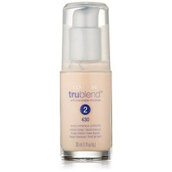 Covergirl trublend liquid makeup perfect beige - 2 ea