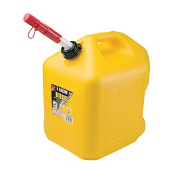 Midwest Can Company P enviro flo poly diesel can - 5 gallon, 4 ea