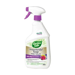 Spectracide garden safe insecticidal soap ready to use spray - 24 ounce, 6 ea