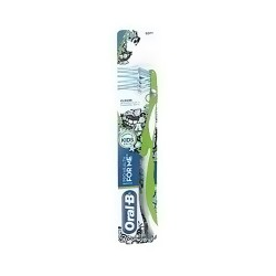 Oral-B Pro Health For Me CrossAction Kids Toothbrush - 1 ea
