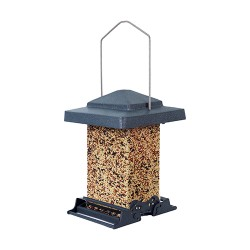 Heritage Farms vista squirrel proof feeder - 6 lb capacity, 1 ea