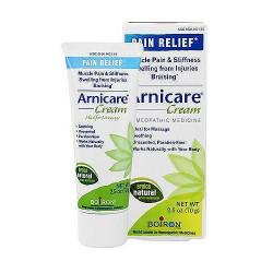Boiron arnica cream homeopathic medicine - 2.5 oz