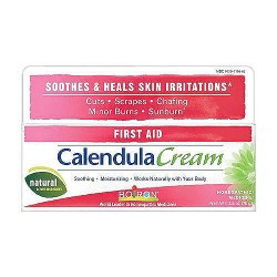 Boiron Calendula First Aid Cream, Homeopathic Medicine - 2.5 oz