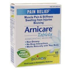 Boiron arnicare arnica tablets- 60 ea