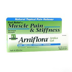 Boericke and Tafel Arniflora Arnica Muscle Pain and Stiffness Gel - 2.75 oz