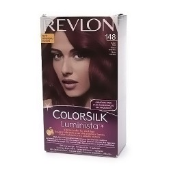 Revlon ColorSilk Luminista Hair Color, Deep Red 148 - 1 ea