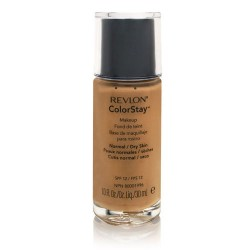 Revlon Colorstay Makeup With SoftFlex For Normal / Dry Skin, Caramel #380, 1 oz - 2 ea