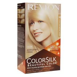 Colorsilk By Revlon, Ammonia-Free Permanent, Haircolor: Ultra Natural Blonde #11N - 1 Ea
