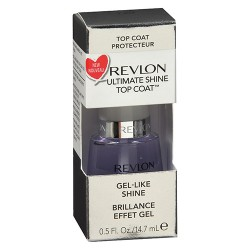 Revlon ultimate shine top coat - 2 ea