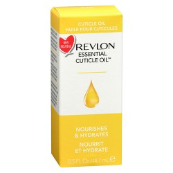 Revlon essentials cuticle oil - 2 ea