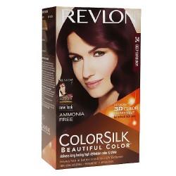 Colorsilk By Revlon, Ammonia-Free Permanent, Haircolor: Deep Burgundy #34 - 1 Ea