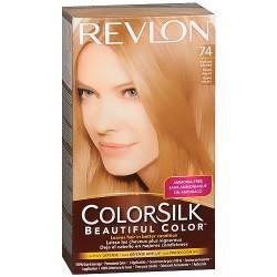 Colorsilk By Revlon, Ammonia-Free Permanent, Haircolor: Medium Blonde #7N - 1 Ea