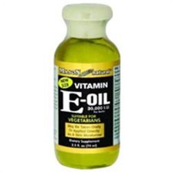 Mason Natural Vitamin E-Oil 30,000 I.U For Vegerarians, Skin Moisturizer - 2.5 Oz