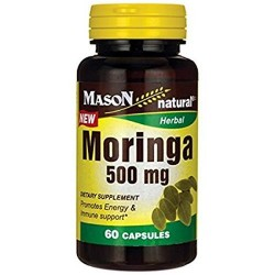 Mason natural moringa 500 mg - 60 ea