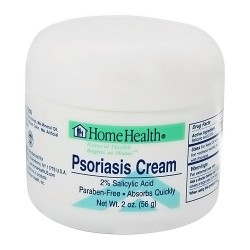 Home Health psoriasis cream, 2% Salicylic acid - 2 oz