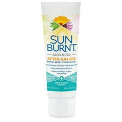 Sunburnt after sun gel daily sun recovery or after sun- 2.5 oz