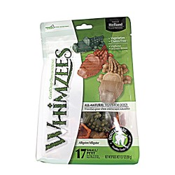 Wellpet Llc whimzees natural alligator - small, 6 ea