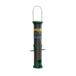 Droll Yankees Inc new generation sunflower/mixed seed feeder - 15 inch, 6 ea