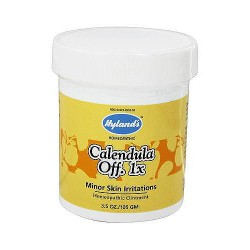 Hylands Calendula Off 1x ointment for minor skin irritations - 3.5 oz