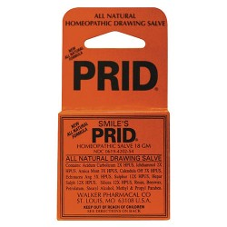 Smiles prid drawing salve, natural homeopathic topical pain and irritation reliever - 2 oz