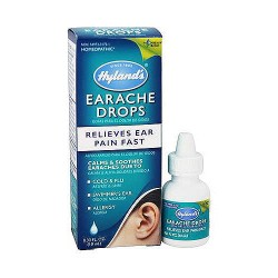 Hylands homeopathic Earache drops for all ages - 0.33 oz