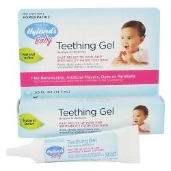 Hylands Baby Teething Gel - 0.5 oz
