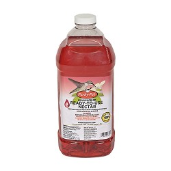 Woodstream Hummingbird W ready to use hummingbird nectar - 2 liter, 6 ea