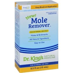 King Bio Natural Medicine homeopathic mole remover - 0.5 oz