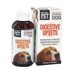 King Bio Natural Pet Medicines Digestive Upsets for Dog - 4 oz
