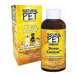 King Bio Natural Pet Anxiety and Stress For Canines Large - 4 oz