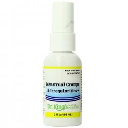 Dr. Kings Natural Medicine Menstrual Cramps and Irregularities - 2 oz