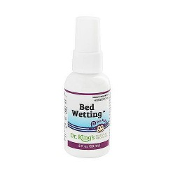 Dr. Kings natural medicine homeopathy bed wetting - 2 oz