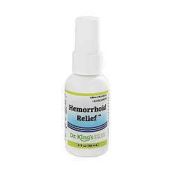 Dr. Kings natural medicine homeopathic hemorrhoid relief - 2 oz