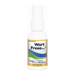Dr. Kings natural medicine homeopathic wart free - 2 oz