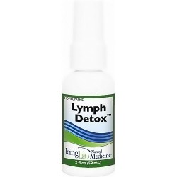 Dr. Kings natural medicine homeopathic lymph detox - 2 oz