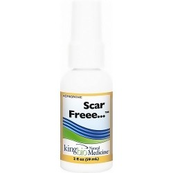 Dr. Kings natural medicine homeopathic scar free relief - 2 oz