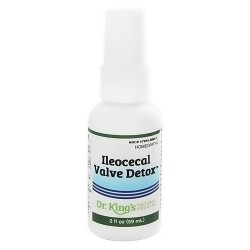 Dr. Kings natural medicine homeopathic Ileocecal valve detox - 2 oz