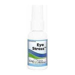 Dr. Kings natural medicine homeopathic eye stress - 2 oz