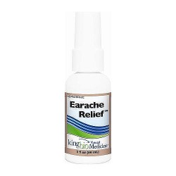 Dr. Kings natural medicine homeopathic earache relief - 2 oz