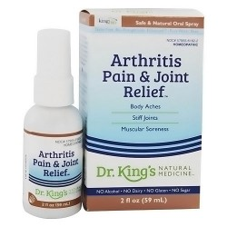 Dr. Kings natural medicine homeopathic arthritis pain and joint relief - 2 oz