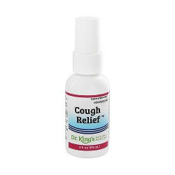 Dr. Kings natural medicine homeopathy cough relief - 2 oz