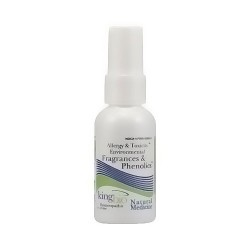 Dr. Kings Natural Medicine Fragrance and Phenolic Allergy Relief - 2 oz