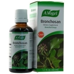 Bioforce A Vogel bronchosan bronchial dietary supplement drops, 1.7 oz