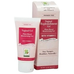 At Last Naturals Vaginal Replishment Gel with Vitamin E - 1.5 oz