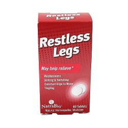 NatraBio Restless Legs Tablets - 60 ea