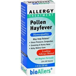 Bioallers childrens allergy treatment - 1 oz