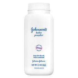 Johnson's baby powder - 6 ea