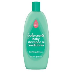 Johnsons baby no more tangles shampoo plus conditioner - 13 oz